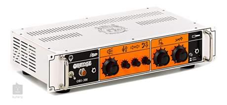 ORANGE OB1-300 Baskytarový tranzistorový zesilovač