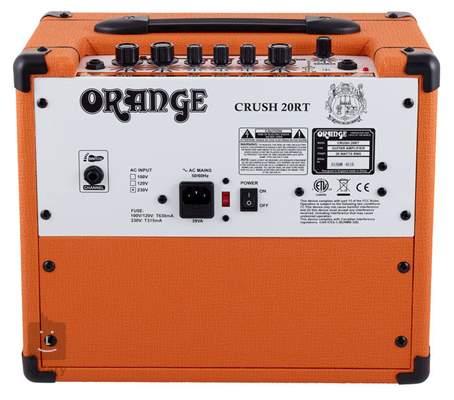 ORANGE Crush 20RT (použité) Kytarové tranzistorové kombo
