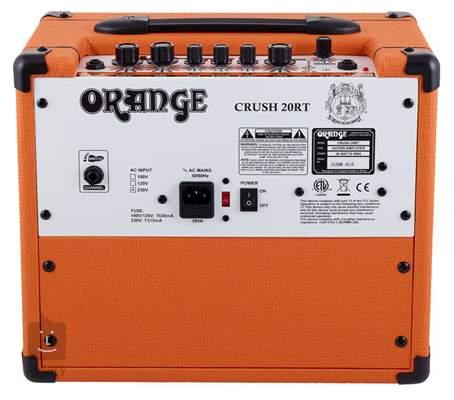 ORANGE Crush 20RT Kytarové tranzistorové kombo