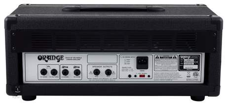 ORANGE Crush Pro CR120H Black Kytarový tranzistorový zesilovač