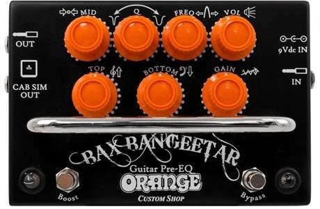 ORANGE Bax Bangeetar Kytarový efekt