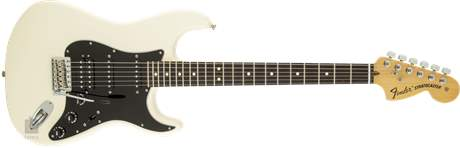 FENDER American Special Stratocaster HSS RW OW Elektrická kytara