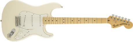 FENDER American Special Stratocaster MN OW Elektrická kytara