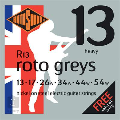 ROTOSOUND R13 Struny pro elektrickou kytaru