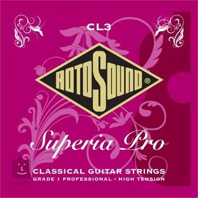 ROTOSOUND CL3 Nylonové struny pro klasickou kytaru