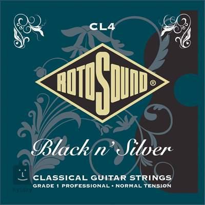 ROTOSOUND CL4 Nylonové struny pro klasickou kytaru