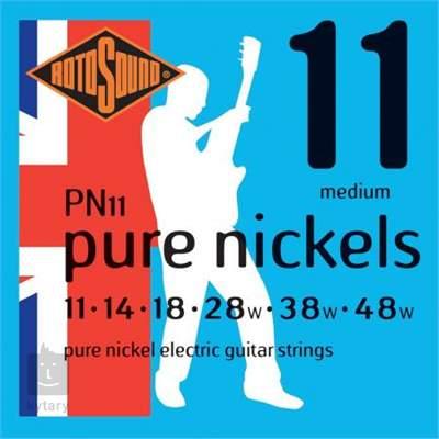 ROTOSOUND PN11 Struny pro elektrickou kytaru