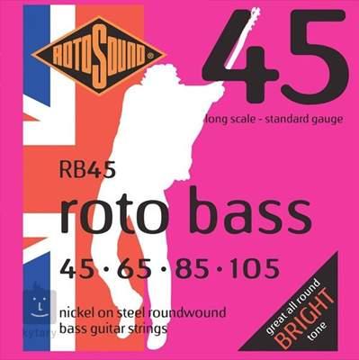 ROTOSOUND RB45 Struny pro baskytaru