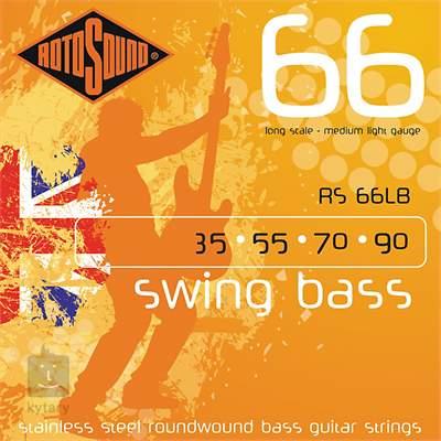 ROTOSOUND RS66LB Struny pro baskytaru