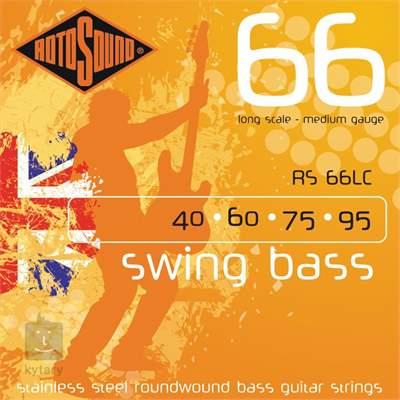 ROTOSOUND RS66LC Struny pro baskytaru