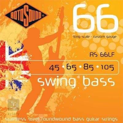 ROTOSOUND RS66LF Struny pro baskytaru