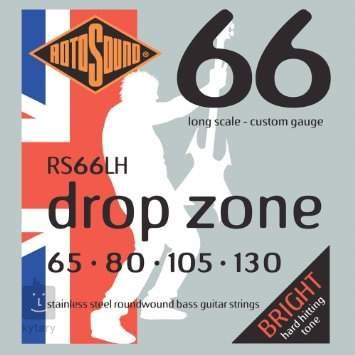 ROTOSOUND RS66LH Struny pro baskytaru