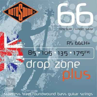 ROTOSOUND RS66LH+ Struny pro baskytaru