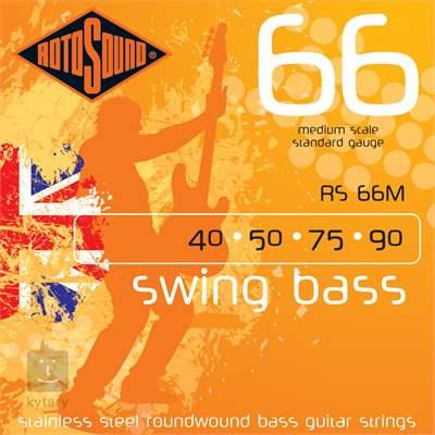 ROTOSOUND RS66M Struny pro baskytaru