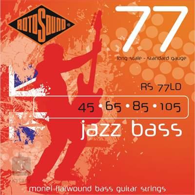 ROTOSOUND RS77LD Struny pro baskytaru