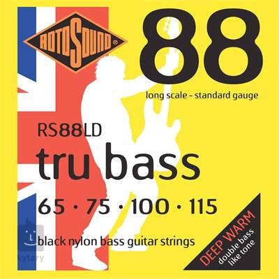 ROTOSOUND RS88LD Struny pro baskytaru