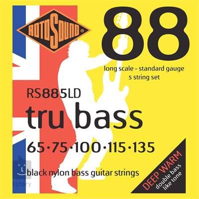 ROTOSOUND RS885LD Struny pro pětistrunnou baskytaru