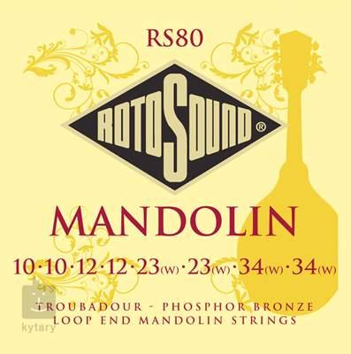 ROTOSOUND RS80 Struny pro mandolínu