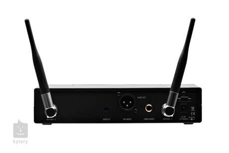 AKG WMS 420 Presenter/U1 Bezdrátový set s klopovým mikrofonem