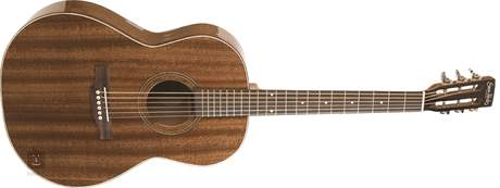 SIMON & PATRICK Woodland Pro Folk Mahogany HG Akustická kytara