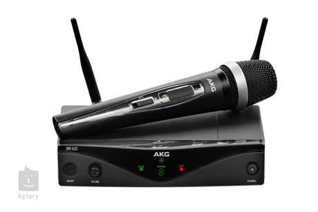 AKG WMS420 Vocal/A  Vokální bezdrátový set