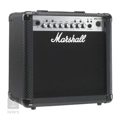 MARSHALL MG15CFX Kytarové tranzistorové kombo