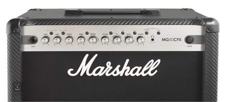 MARSHALL MG50CFX Kytarové tranzistorové kombo