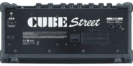ROLAND Cube Street Black Kytarové modelingové kombo