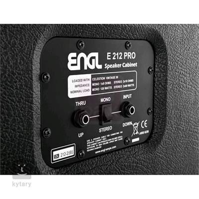 ENGL 2x12 PRO Slanted E212VB Kytarový reprobox