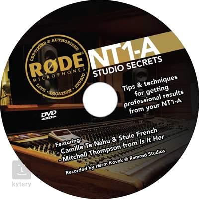 RODE NT1-A NEW Kondenzátorový mikrofon