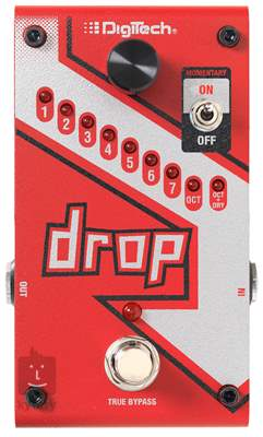 DIGITECH The Drop Kytarový efekt