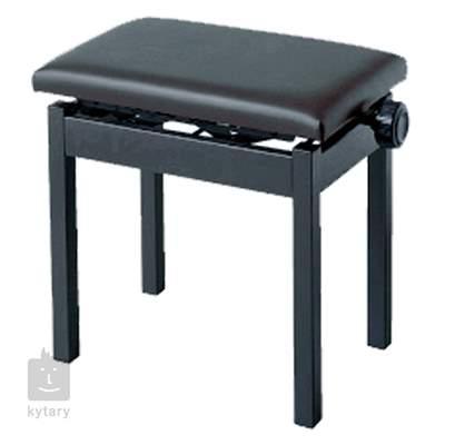KORG PC-300 BK Klavírní stolička
