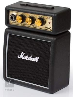 MARSHALL MS-2 Kytarové tranzistorové kombo