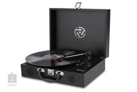 NUMARK PT01 Touring DJ gramofon s řemínkovým náhonem