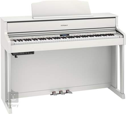 ROLAND HP605-WH Digitální piano