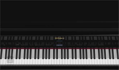ROLAND LX-17 PE Digitální piano