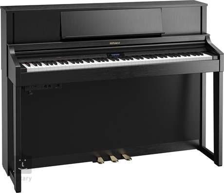 ROLAND LX-7 CB (rozbalené) Digitální piano