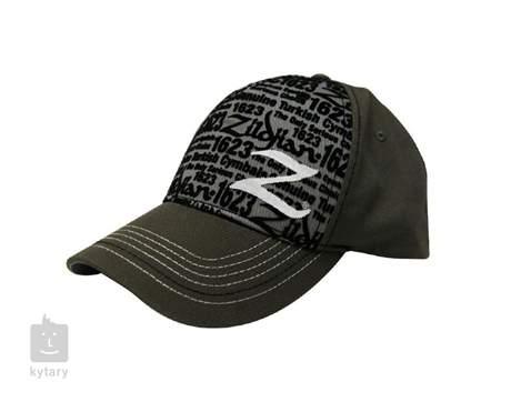 ZILDJIAN Premium Black/Green Mesh Trucker Hat Čepice