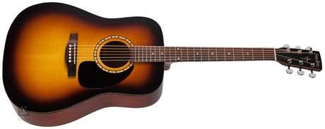 SIMON & PATRICK Songsmith A3T Elektroakustická kytara