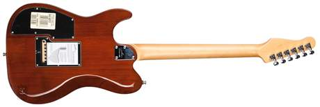 GODIN Session Custom Classic LTD Mahogany HG RN Elektrická kytara
