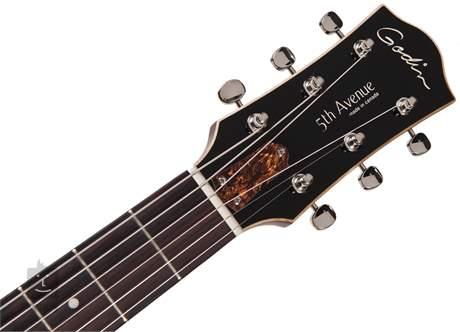 GODIN 5th Avenue CW Kingpin II HB Cognac Burst Semiakustická kytara