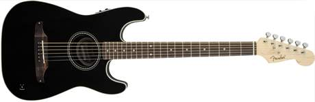 FENDER Standard Stratacoustic BK Elektroakustická kytara