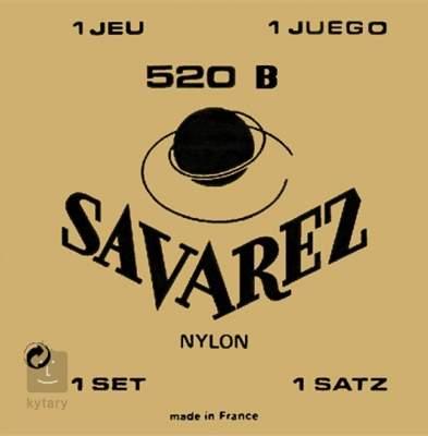 SAVAREZ Blanche 520B Nylonové struny pro klasickou kytaru