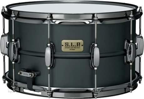 "TAMA 14"" x 8"" Sound Lab Project Big black steel Snare bubínek"