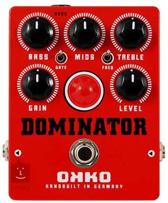 OKKO Dominator MKII Red Kytarový efekt