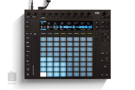 ABLETON PUSH 2 MIDI kontroler, groove software