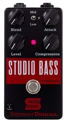 SEYMOUR DUNCAN Studio Bass Compressor Pedal Baskytarový efekt