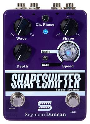 SEYMOUR DUNCAN Tremolo Shape Shifter Kytarový efekt