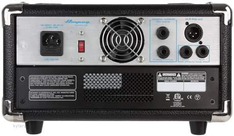 AMPEG Micro-VR Head Baskytarový tranzistorový zesilovač