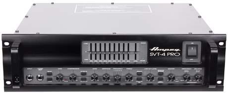 AMPEG SVT-4PRO Baskytarový hybridní zesilovač
